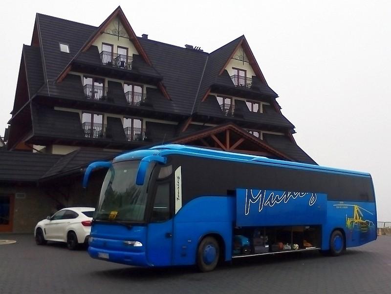 Autobus Bukowina Tatrzańska