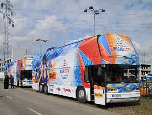 autobus reklamowy