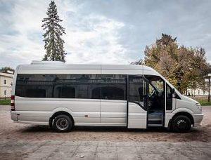 Bus dla gości weselnych